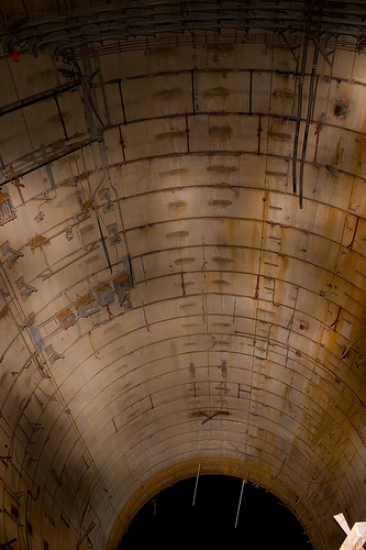 A California Titan Missile Base - Bearings
