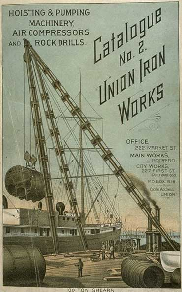 Union Iron Works, San Francisco