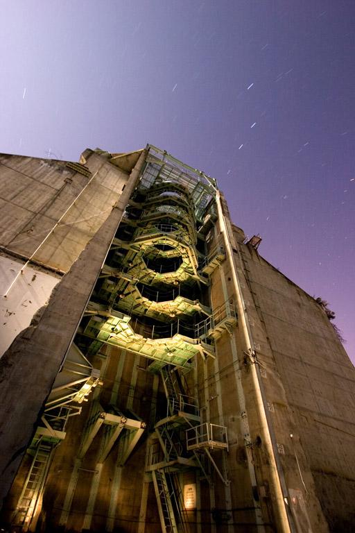 Rocket Test Structure