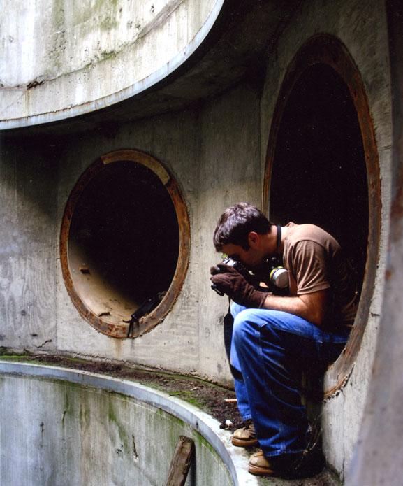 Tunnelbug at a Titan Silo