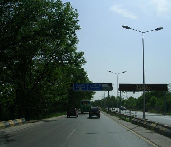 Lahore, Peshawar