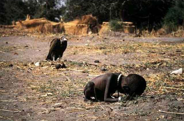 An Image that Killed Kevin Carter