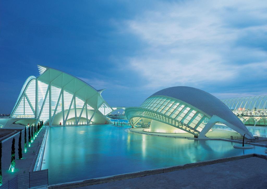 Oceanográfico Ciudad de las Artes y Ciencias