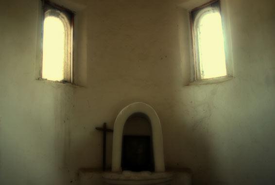 The Inside of Satevo