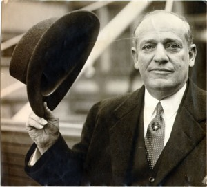 Herbert Fleishhacker, the Conceiver and Mastermind Behind the Pool