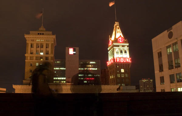 Tribune Building, Oakland