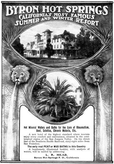 Byron Advertisement