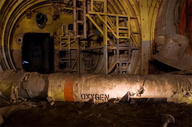 Liquid Oxygen Terminal - Titan Base