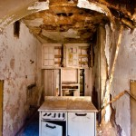 Abandoned Apartment Kitchen
